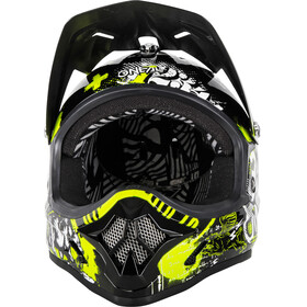 ONeal Backflip RL2 Helmet ATTACK black/hi-viz